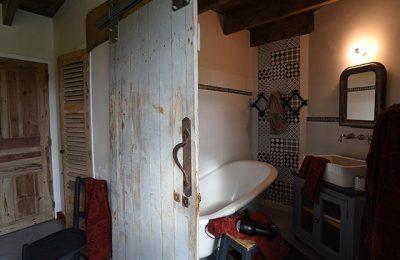 Salle de bain Bleu Salé